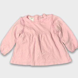 Zara Baby Light Pink Shirt